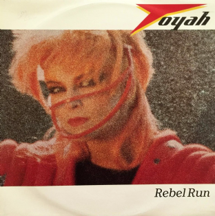 "Toyah - Rebel Run (12"") (VG/VG)"